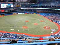 Toronto Blue Jays at Rogers Centre, Toronto