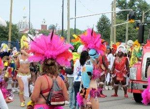 Caribbean Carnival Toronto Parade