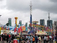 Toronto Events - Canadian National Exhibition