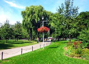 Toronto Island - Centre Island Park